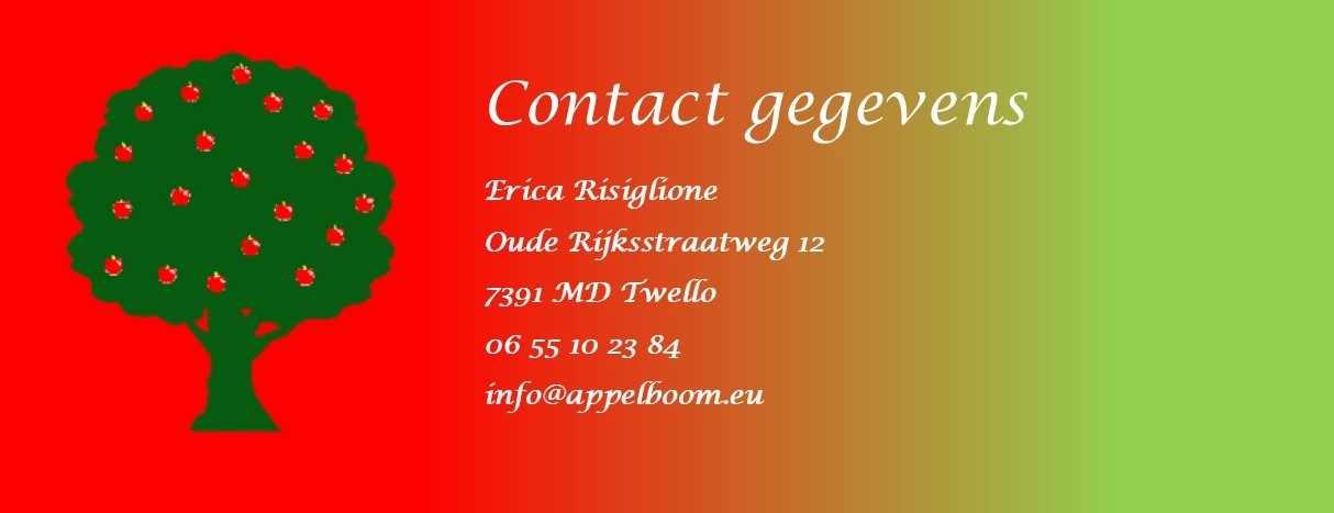 contact met De Appelboom